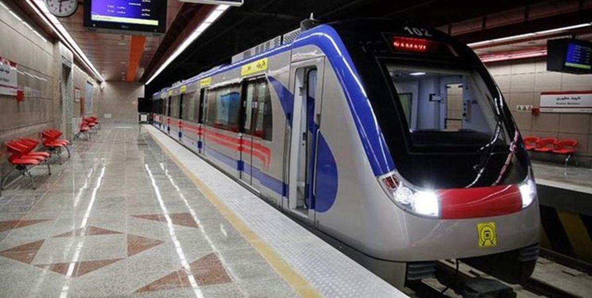 آخرین وضعیت اتصال مترو فرهنگسرا به پردیس