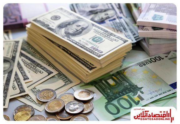 قیمت دلار 3 خرداد 1399