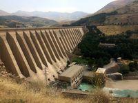 کاهش ۱۵درصدی حجم آب ورودی به سدهای تهران