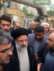 ثبتنام ابراهیم رییسی در انتخابات +عکس