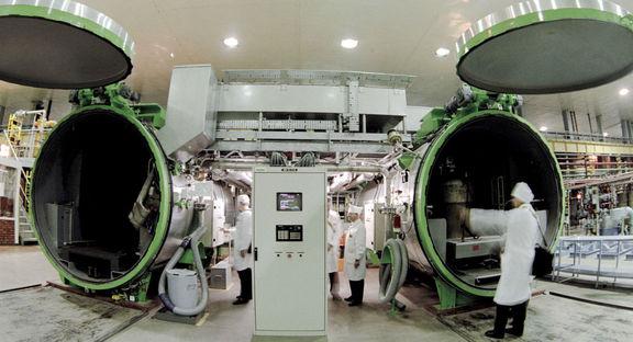 افزایش سطح غنیسازی اورانیوم به ۲۰ درصد ظرف ۶ روز آینده