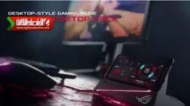 تیزر تبلیغاتی رسمی ایسوس برای گوشی گیمینگ ROG Phone +فیلم
