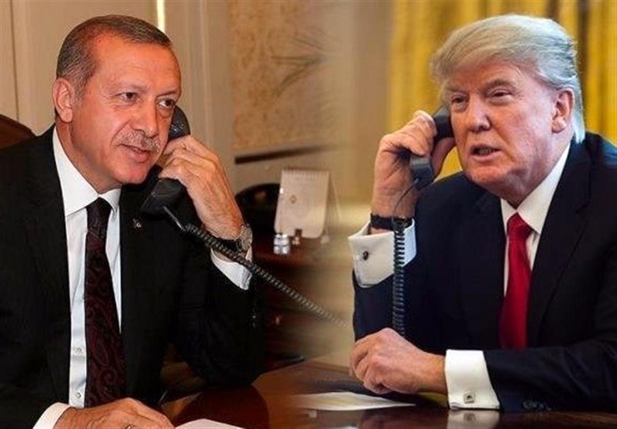 سه تماس تلفنی بین مقامات ترکیه و آمریکا