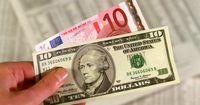 بازار ارز در حال تخلیه شوک بنزین/ کاهش ۸۰۰تومانی بهای دلار و یورو طی سه روز