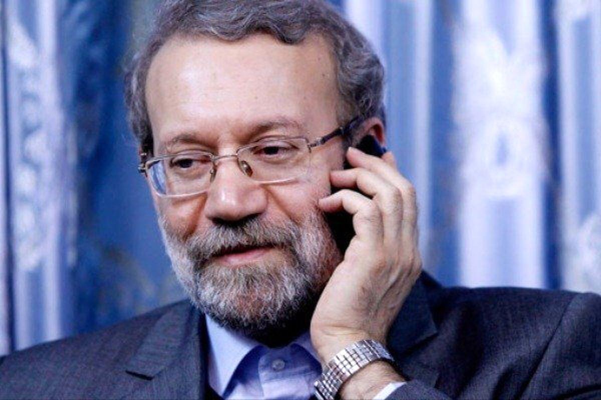 خبر عجیب علی لاریجانی درباره مناظرات انتخاباتی