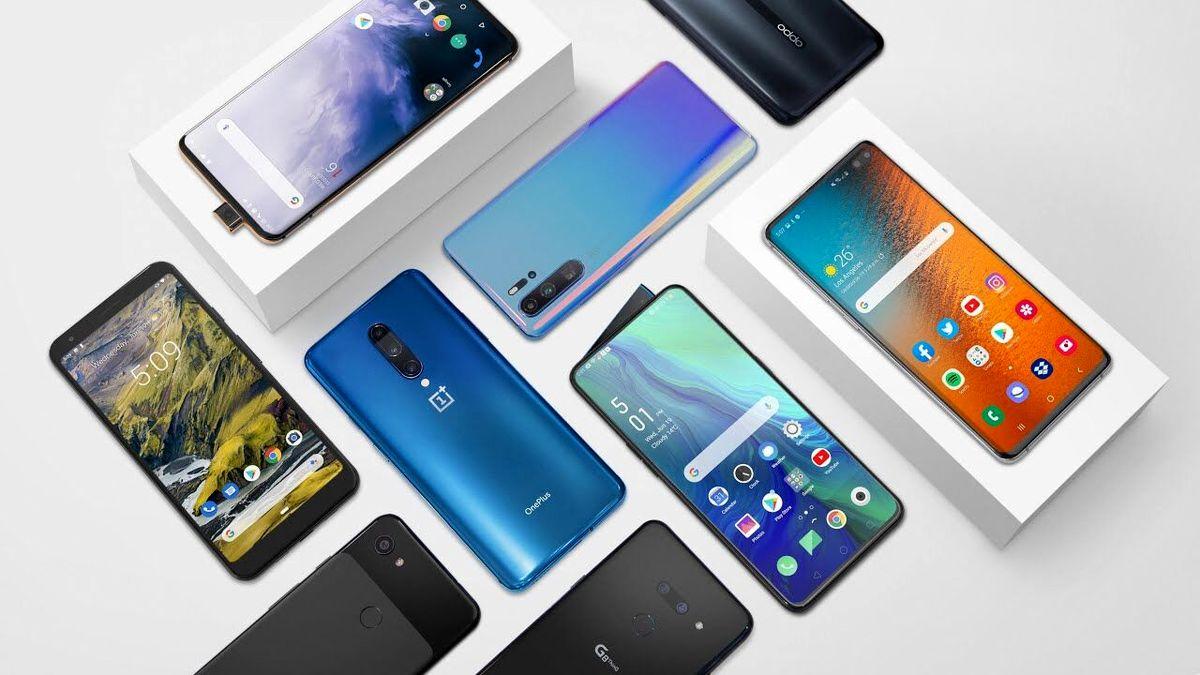 بازار فروش گوشیهای هوشمند بار دیگر رونق گرفت
