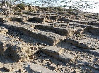 قبرستان خوفناک روستای تیس