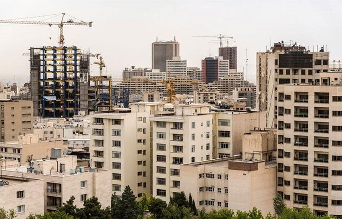 ساخت و ساز ساختمان در کشور چند؟
