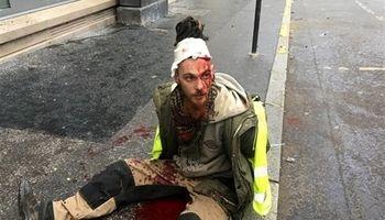 درگیری پلیس با جلیقه زردها در پاریس ۳۰زخمی بر جای گذاشت