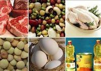 گزارش تغییرات قیمتی اقلام خوراکی