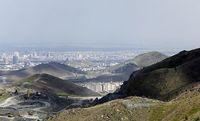کوه پارک در مشهد +عکس