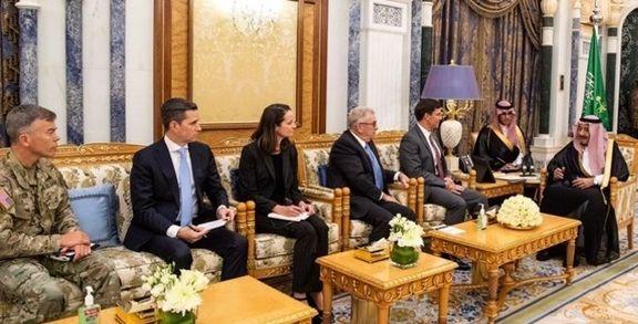 وزیر دفاع آمریکا: رفتار ایران شرورانه است