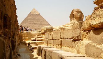 کشفیات ترسناک در اهرام مصر