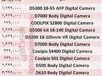 پرفروش ترین  دوربین عکاسی نیکون چند ؟  +قیمت