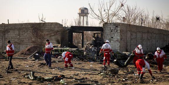 تشکیل هیات مشترک بررسى علل سقوط هواپیمای اوکراینی