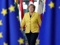مرکل: روابط آمریکا و اتحادیه اروپا در معرض آسیب قرار گرفته است