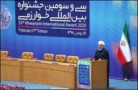 روحانی: علم و دانش، رفاه میآفریند +عکس