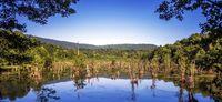 دریاچه « مَمرِز » در مازندران +تصاویر
