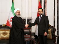 روحانی: پارلمانهای ایران و عراق حامی روابط دولتها هستند