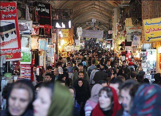 بازار تهران روز دوشنبه تعطیل است