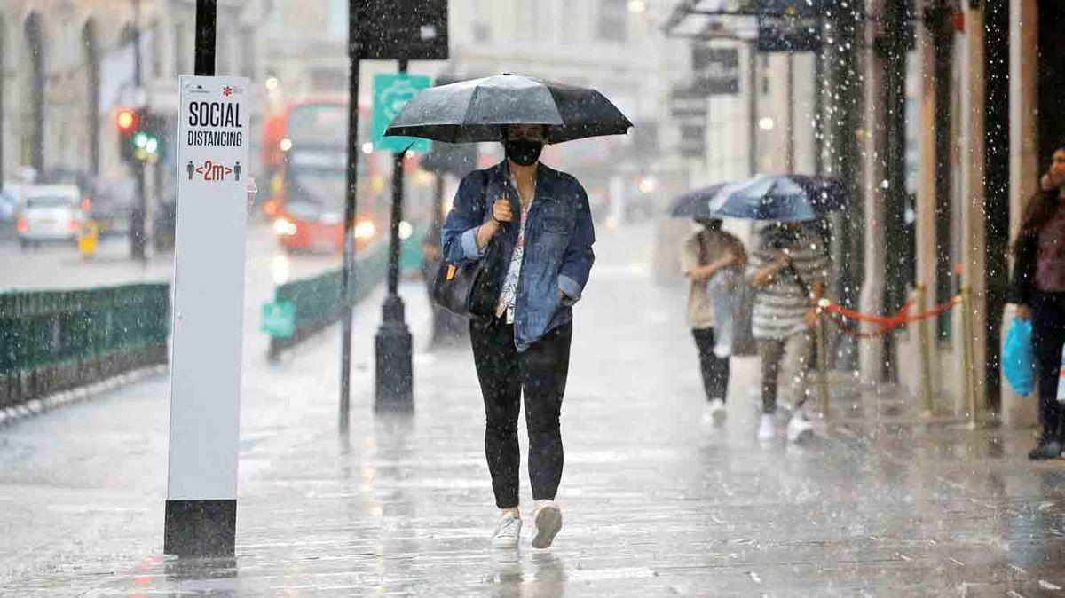 بارش شدید باران در ۱۹استان کشور