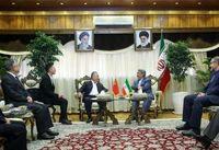 دیدار معاون وزیر امنیت چین با وزیر کشور  +تصاویر