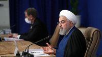 روحانی: دوران فشار حداکثری به پایان رسیده است