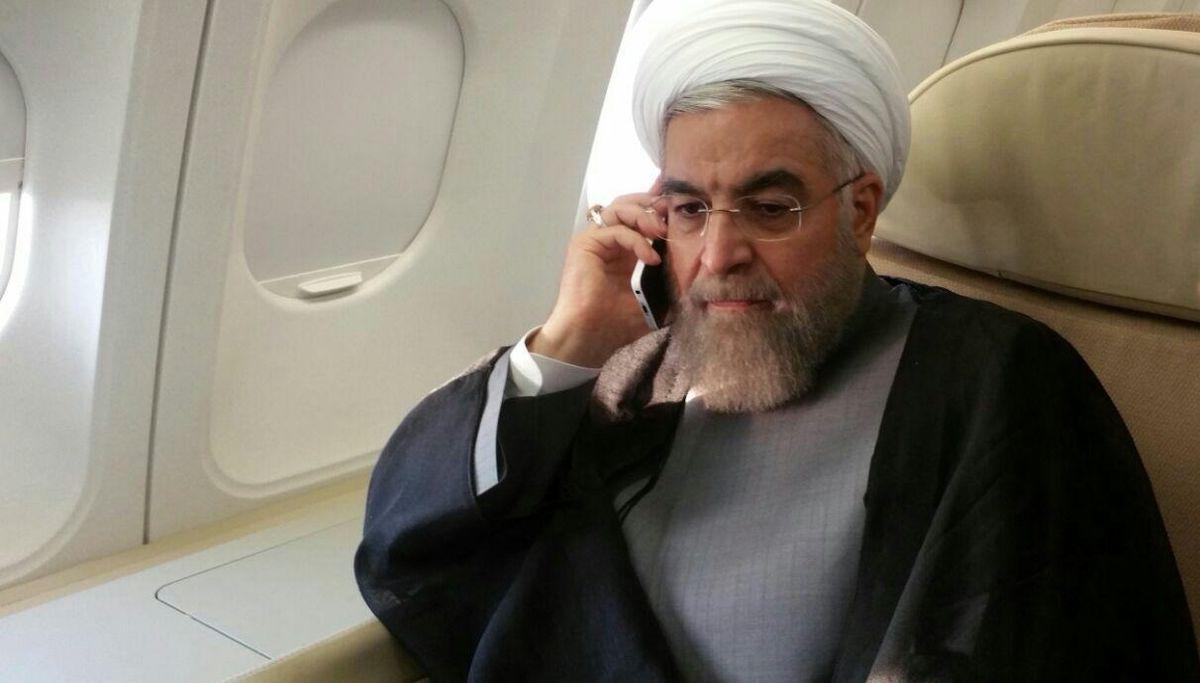 تلفن همراه رئیس جمهور شنود میشود؟