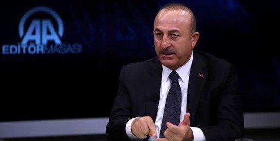 ترکیه: تحریمهای آمریکا علیه ایران نابخردانه است