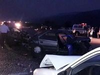 تصادف ۱کشته و ۲زخمی در پی داشت