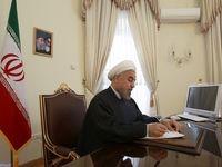 توضیحات روحانی درباره دلیل حمل گوشت توسط هواپیمای ارتش