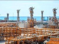 تولید ۷۰درصد گاز مصرفی کشور در پارس جنوبی/ تولید اتان در پارس جنوبی ۳برابر شد