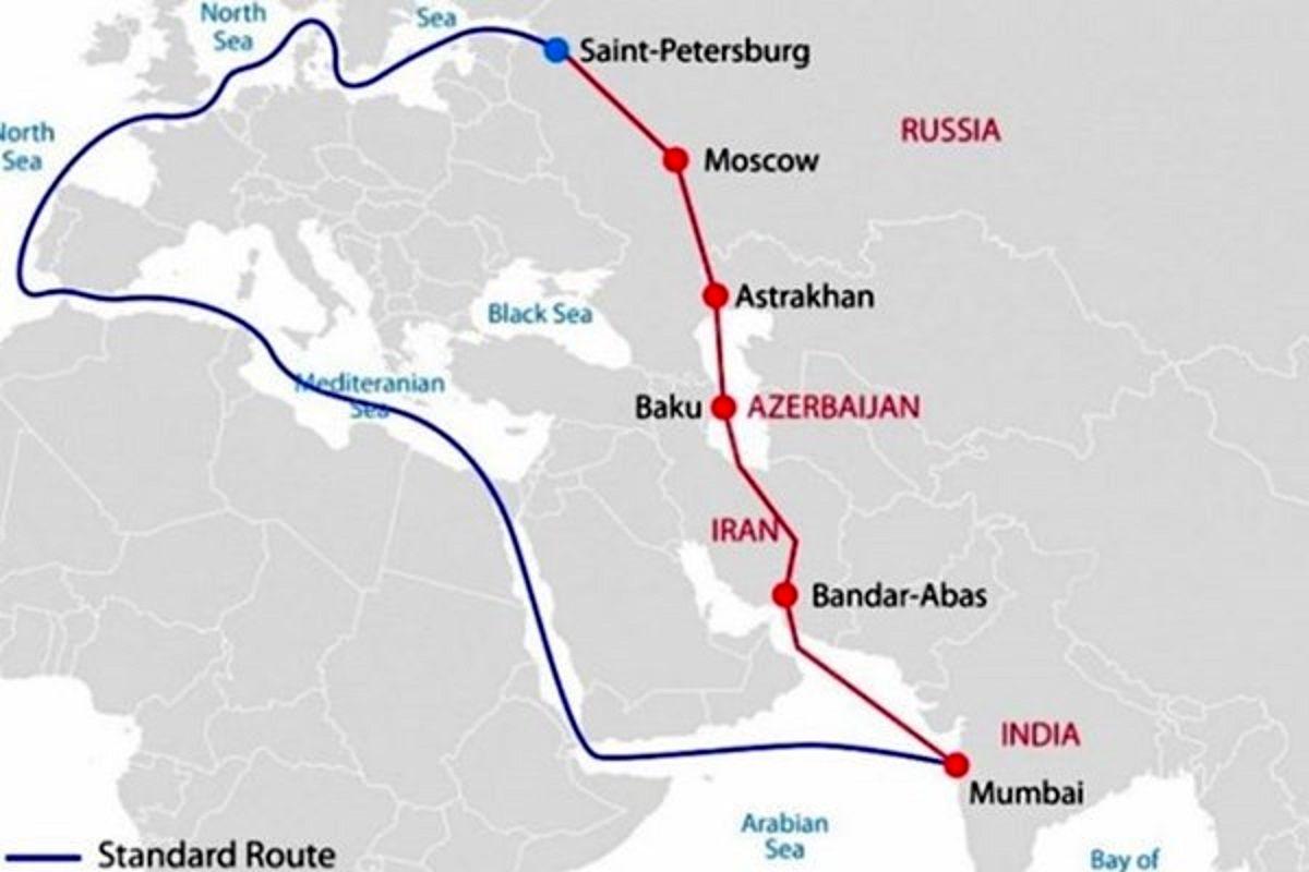 کریدور هند- روسیه-ایران اثر تحریمها را خنثی میکند