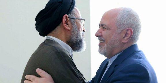وزیر اطلاعات به دیدار ظریف رفت
