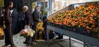 گشت و گذاری در بازار شب یلدا-کرج +تصاویر