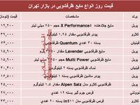 نرخ روز انواع مایع ظرفشویی در بازار تهران؟ +جدول