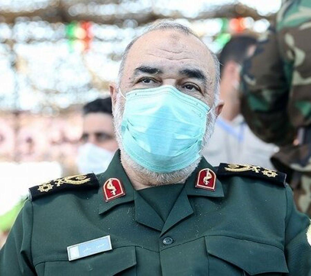 دستور سردار سلامی به سپاه های استانی برای راهاندازی داروخانه های سیار
