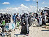 تخلیه بزرگترین اردوگاه داعش در سوریه