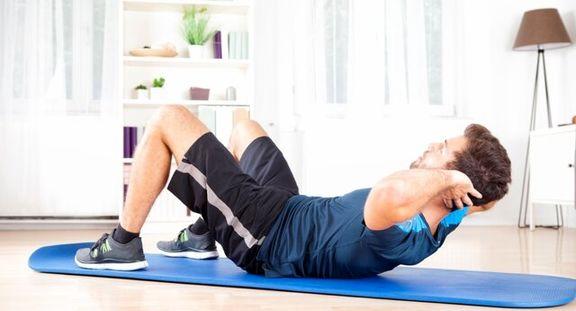 چگونه هنگام ورزش بدنمان را گرم کنیم