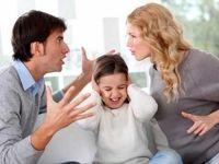 تاثیرات خشونت میان والدین بر فرزندان