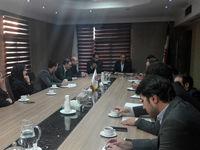 برگزاری جلسه ارزیابی عملکرد شعب استان تهران بانک ایران زمین