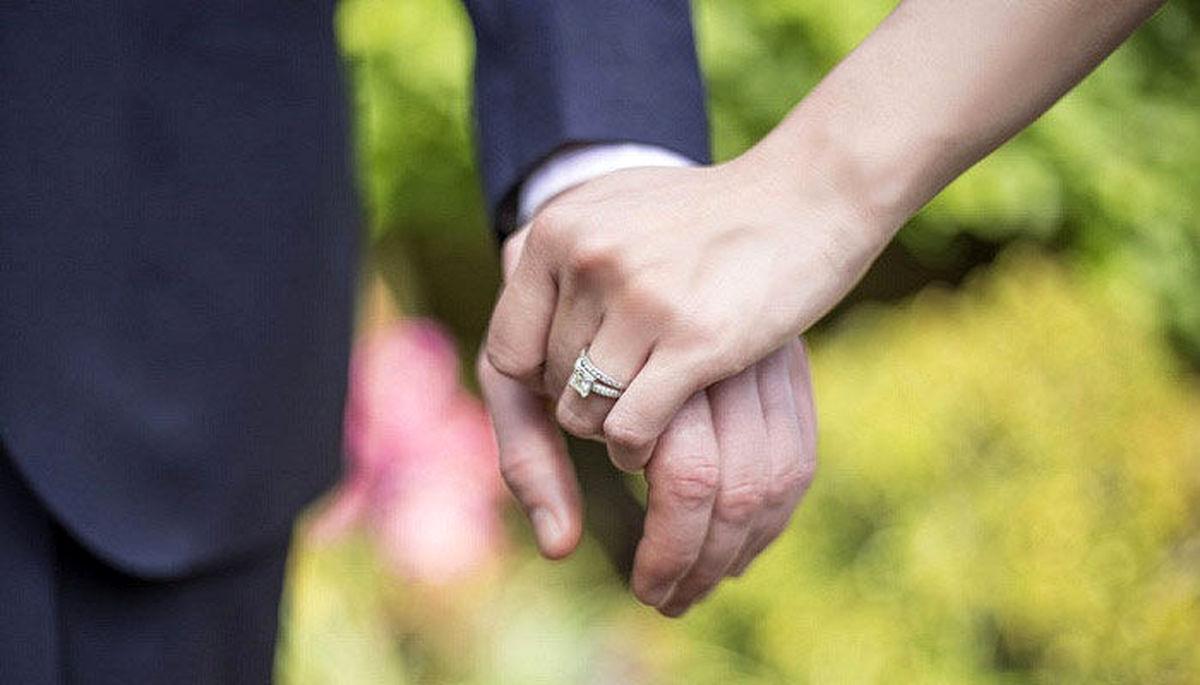 اولین هدیه برای آقای داماد و خانم عروس!