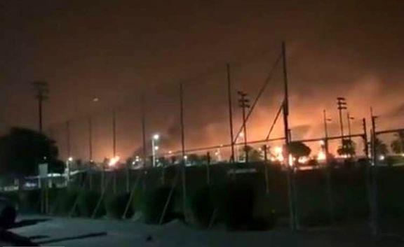 رد ادعای دست داشتن ایران در حادثه آرامکو