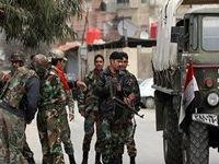 ارتش سوریه ۵۰ درصد غوطه شرقی را به کنترل خود درآورد