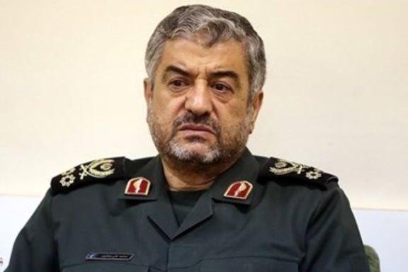 سردار جعفری: ترامپ درباره ایران در اشتباه است