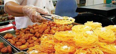 افزایش ۱۰ تا ۱۵ درصدی قیمت زولبیا و بامیه ماه رمضان