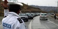 پایان طرح فاصله گذاری در حوزه پلیس راه