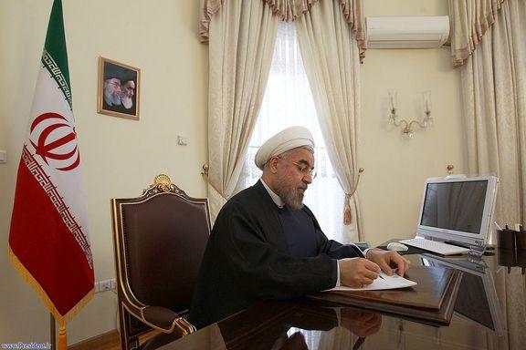 روحانی فرا رسیدن سالگرد استقلال جمهوری قرقیزستان را تبریک گفت