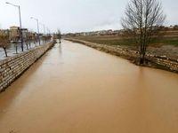 هشدار برای وضعیت پلها و رودخانههای غرب اصفهان