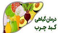 رژیم غذایی گیاهخواری به درمان کبد چرب کمک میکند
